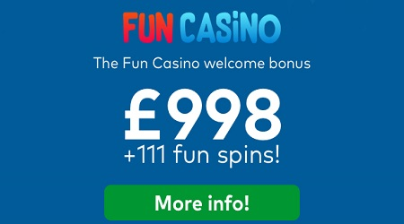Fun Casino Www Funcasino Com The Casino For Gambler S Fun In
